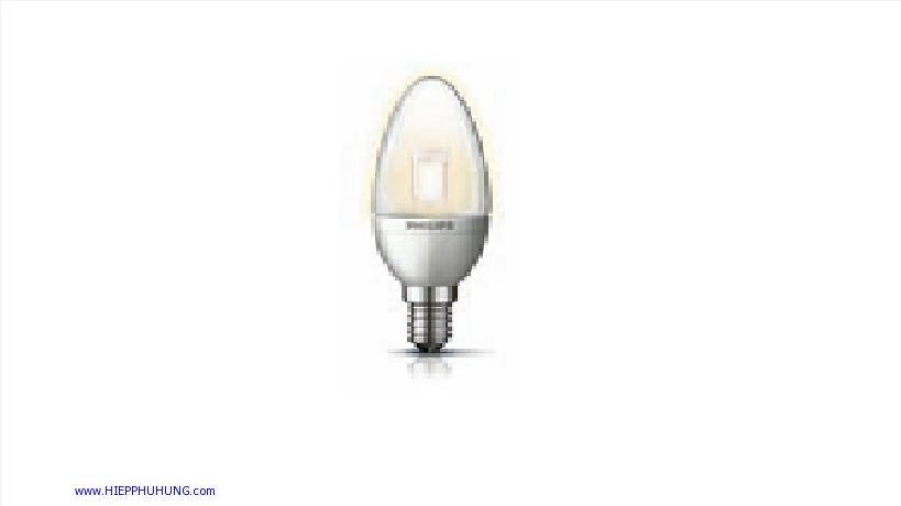 Bóng đèn LED nến Nov