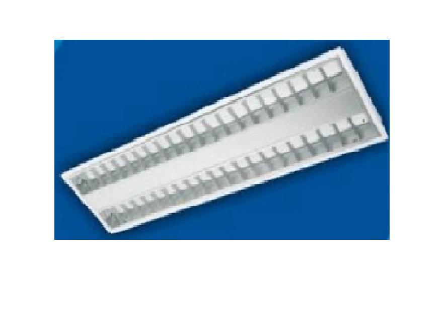 Máng đèn âm trần hoặc gắn nổi bóng T5 - PRFI