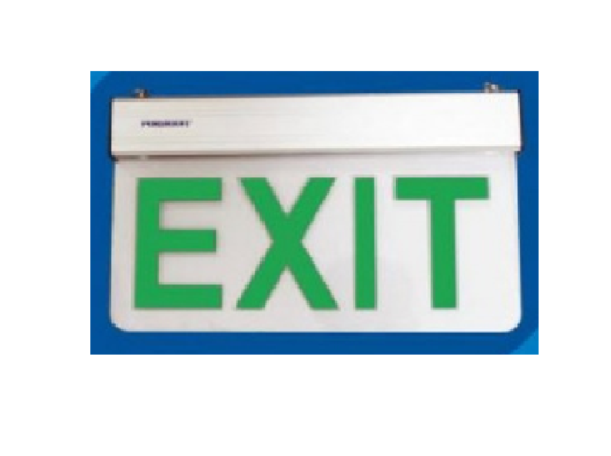 Đèn thoát hiểm 2 mặt bóng LED Paragon - PEXH25SC