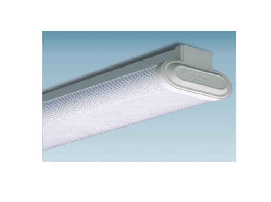Bộ đèn có chụp nhựa dạng tròn SINO - SPD/SOD