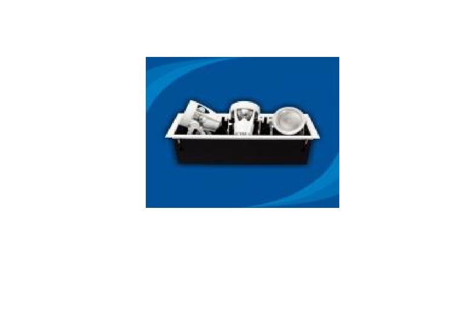 Đèn rọi âm trần bóng PAR30 - OLN370P30 (DLK1215)