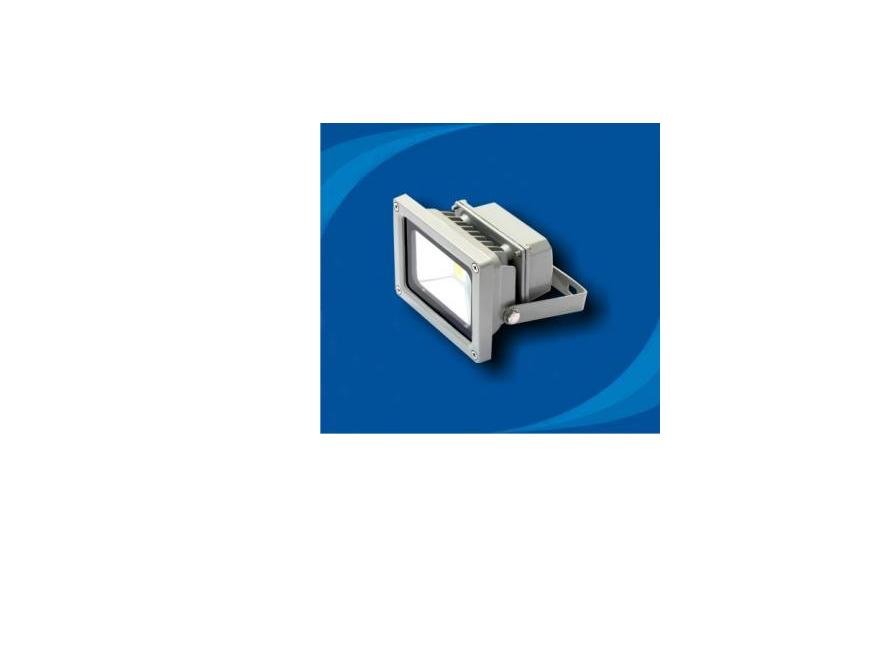 Đèn pha chống thấm nước bóng LED - POLH1065