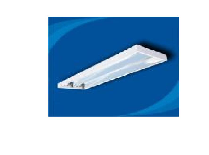 Máng đèn huỳnh quang công nghiệp - PSFE