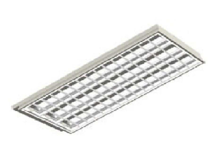 Máng đèn tán quang - RFL