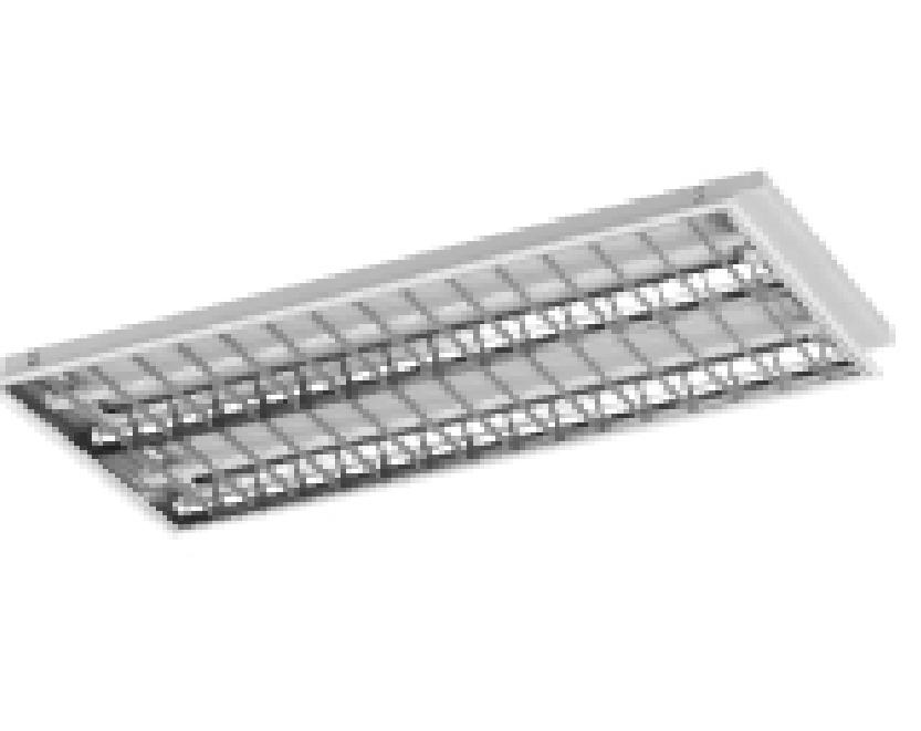 Máng đèn tán quang ECO - RFL/E