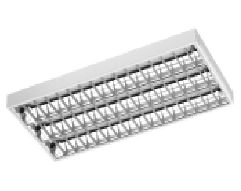 Máng đèn tán quang ECO lắp âm - ARL/SP