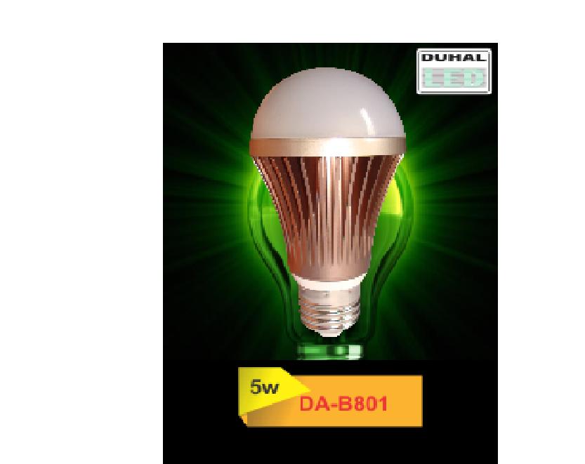 Bóng đèn LED/ DA-B801