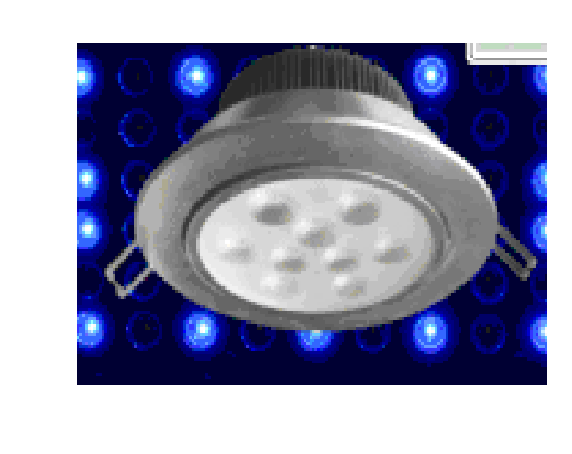 LED Downlight/ DF-A810P/ DF811P