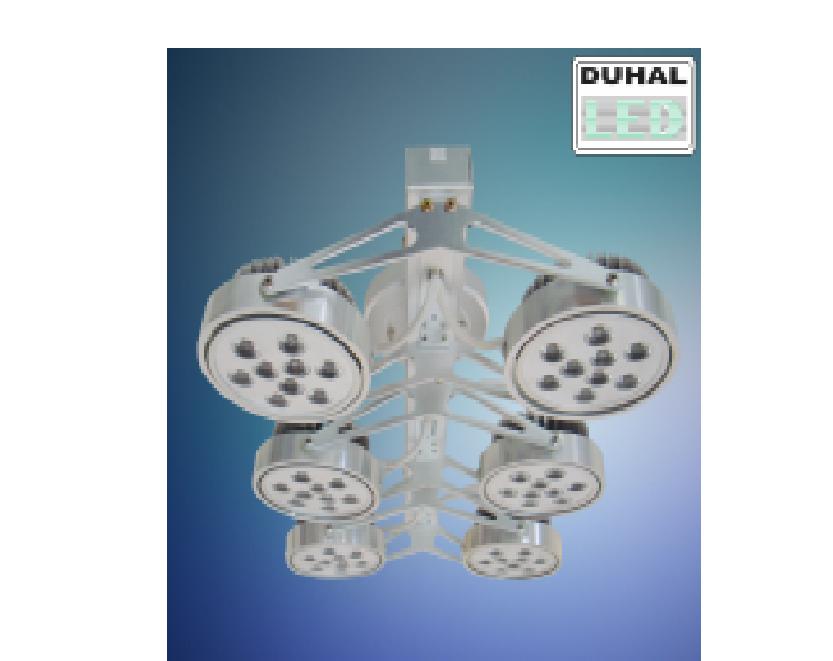 Đèn LED chiêú điểm DI-C801/802/803