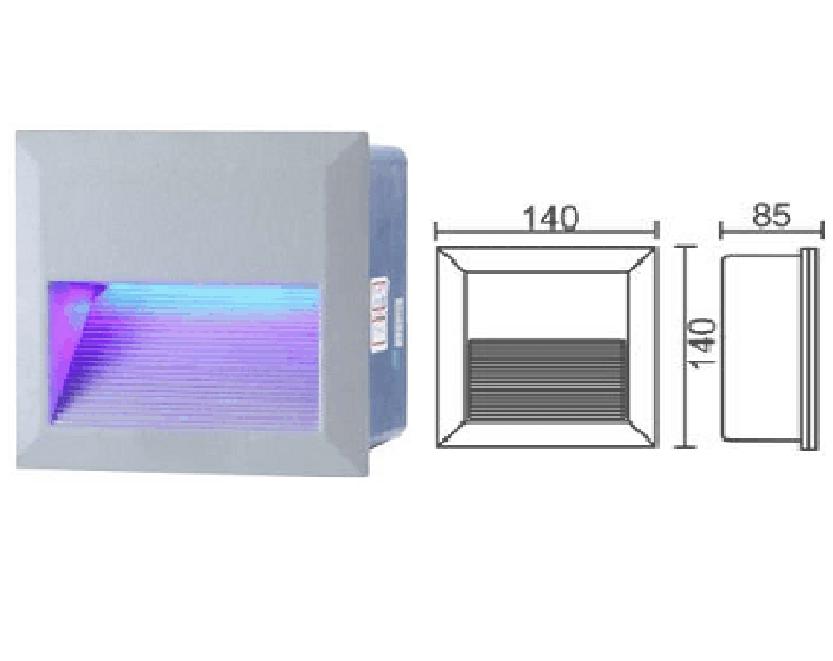 Đèn LED chiếu vách DK-A004
