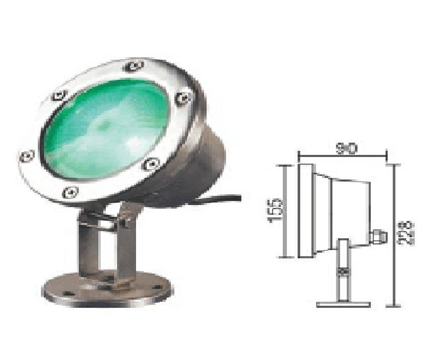 Đèn LED âm nước DM-A002