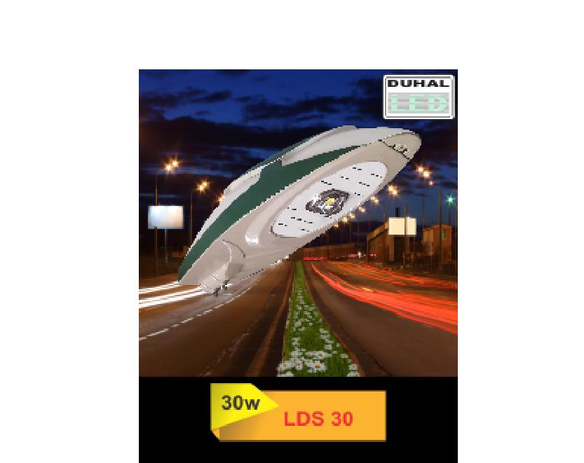 Đèn đường LED LDS 30