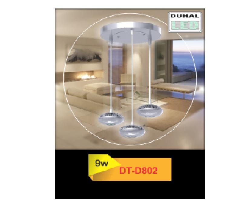 Đèn LED treo thả DT-D802