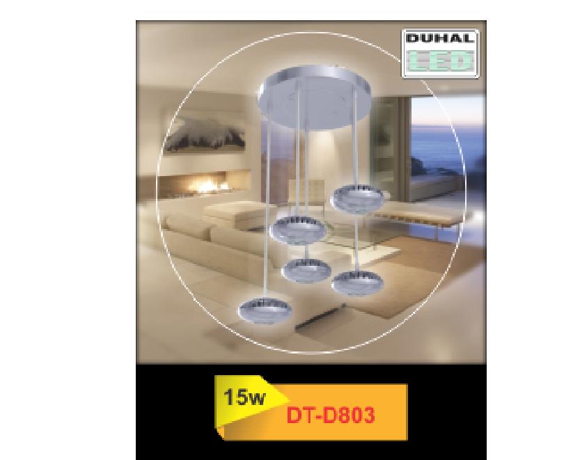 Đèn LED treo thả DT-D803