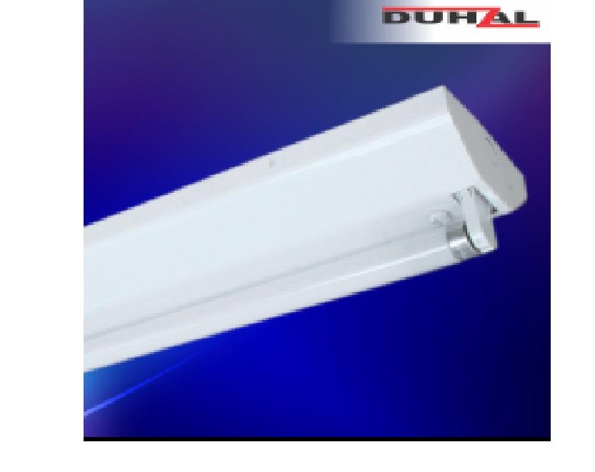 Đèn công nghiệp chữ V sơn tĩnh điện - LTK