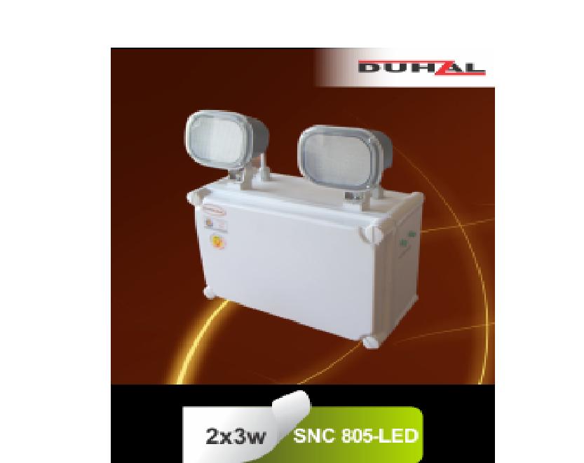 Đèn sự cố  SNC 805 - LED