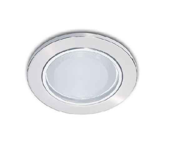 Chóa đèn downlight âm trần (có kính) - 13802 1x9W