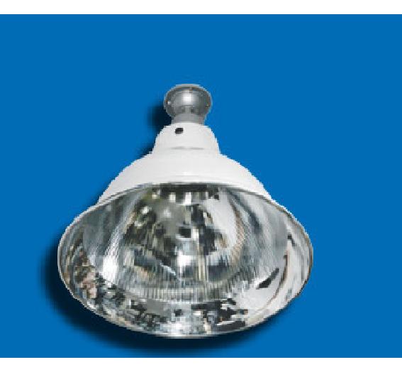Chóa đèn công nghiệp Paragon PHBQ355AL (DLS14' sọc)