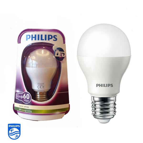 Bóng Philips Scene Switch Led 9.5W (Bóng đổi màu ánh sáng)