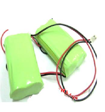 Pin đèn khẩn cấp, Pin đèn thoát hiểm 4,8V AA600mAh