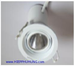 Đèn Downlight LED Philips POMERON 59774, 59775, 59776